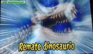 Remate dinosaurio 3DS 3