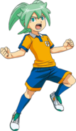 Fei (Artwork Raimon Anime)