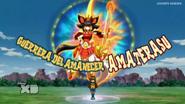 Guerrera del Amanecer Amaterasu