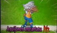 Aguijones escarlata 3DS 8