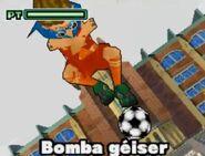 Bomba geiser ds