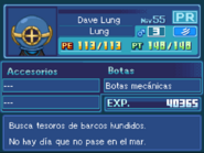 Ficha Dave Lung