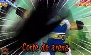 Corte de arena 3DS 7