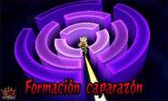 Formación caparazón 3DS 7