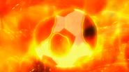Soccer Ball Burnt CS 5 HQ