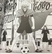Royal Academy Manga