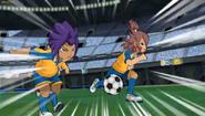 Saikyou Eleven Hadou Wii 1