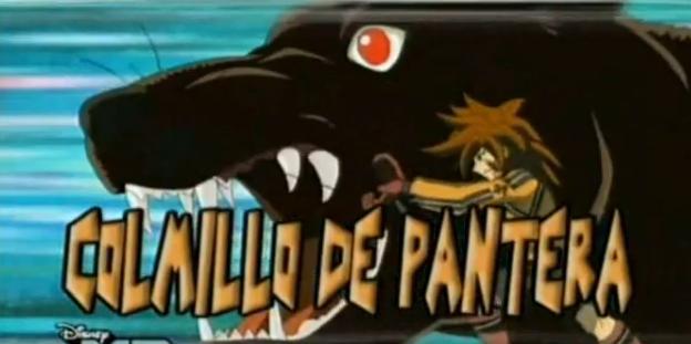Colmillo de Pantera