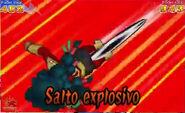 Salto explosivo 3DS 4