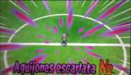 Aguijones escarlata 3DS 9