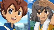 Aoki Tamashi-Inazuma Eleven Go(Song of Tenma and Shindou)