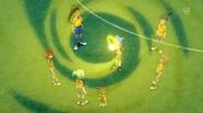 Beta making Raimon members normal CS 17 HQ
