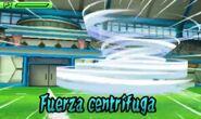 Fuerza centrífuga 3DS 3