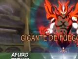 Gigante de Fuego Surtur