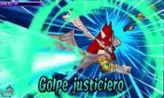 Golpe justiciero 3DS 7