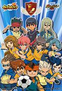 Inazuma Best Eleven Team