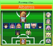 Belladona GO2 Formación Albatros