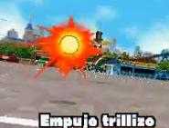 Empuje Trillizo 7