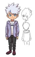 Froy (Artwork y concepto - niño 4 años)