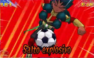 Salto explosivo 3DS 3