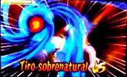 Tiro sobrenatural 3DS 1