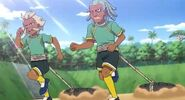 Goushu and Drago Little Gigant