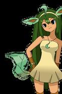 Ashley leafeon