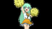 Rinnie cheerleader