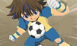 Kohaku jugando al futbol.jpg