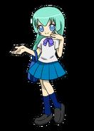 Rinnie school Girl