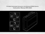 Instruction Manual MV-235A