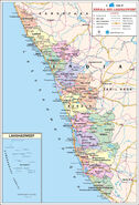 Kerala-Travel-Map