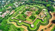 Palakkad Fort upper view