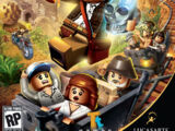 LEGO Indiana Jones 2: Petualangan Disambung
