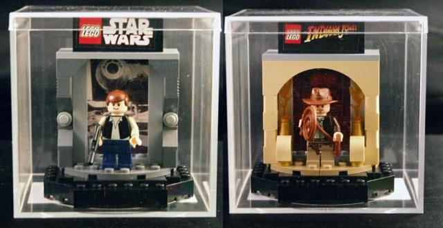 Indiana Jones/Han Solo Transformation Chamber