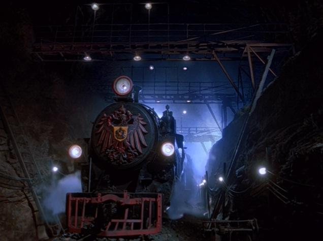 Phantom Train base