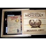 Indiana Jones Monopoly 4