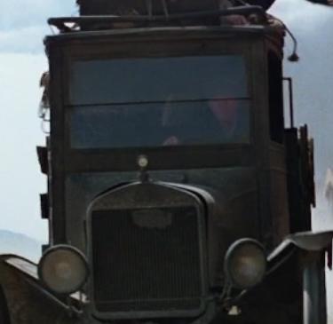 Fedora's truck driver
