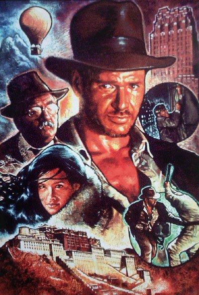 Indiana Jones and the Lost Horizon