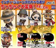 Indiana Jones Anime Figures 2