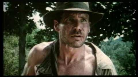 INDIANA JONES (1984) - und der Tempel des Todes - Trailer GERMAN