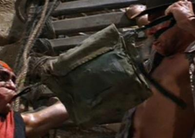 Indiana Jones's Satchel