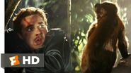 Indiana Jones and the Kingdom of the Crystal Skull (8-10) Movie CLIP - Mutt and the Monkeys (2008) HD