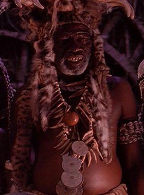 Pahouin Chief