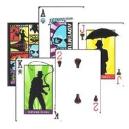 Indiana Jones Playing Cards Adventure Deck 2