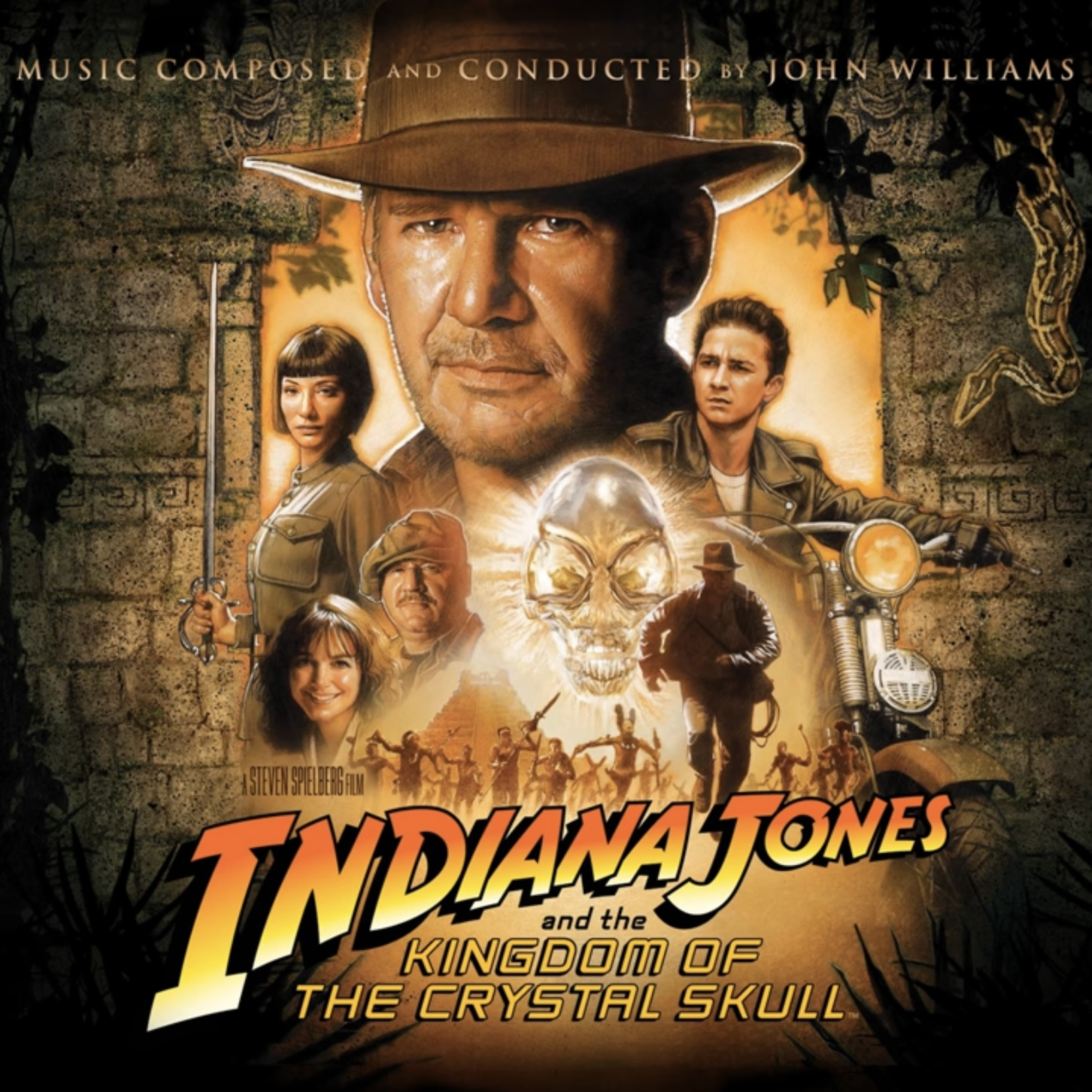 Indiana Jones and the Kingdom of the Crystal Skull (soundtrack)