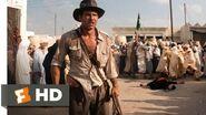 Raiders of the Lost Ark (3-10) Movie CLIP - Sword vs