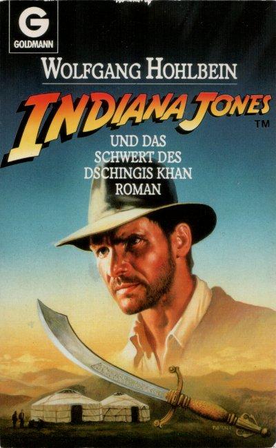 Indiana Jones und das Schwert des Dschingis Khan