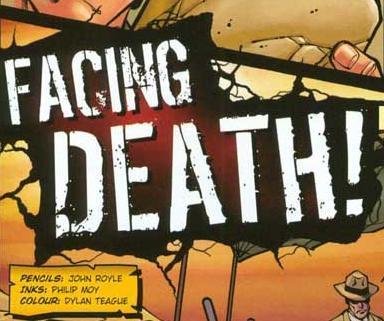Facing Death!
