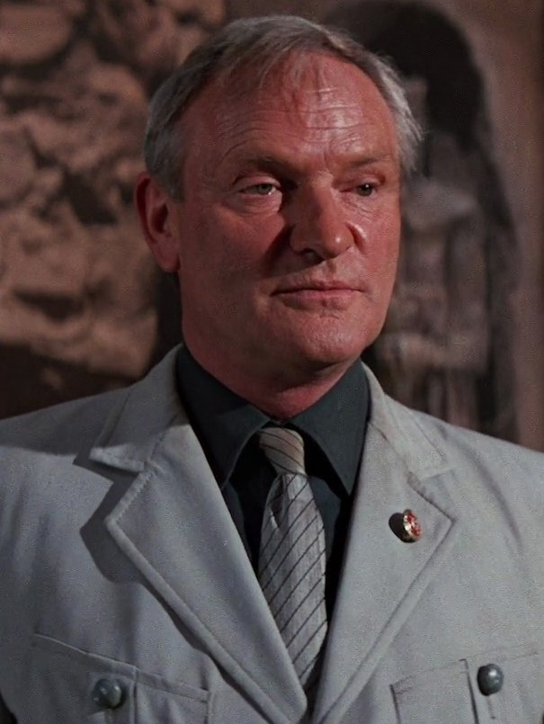 Walter Donovan